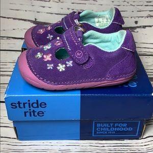 Stride Ride Soft Motion Tonia Purple sz 4W